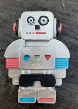 Beschilder je robot met ophanghaakje
